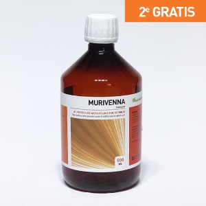 Murivenna Thailam 500 ml.                                           u ontvangt de 2e gratis