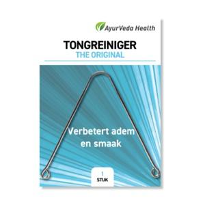 Tongreiniger - RVS -